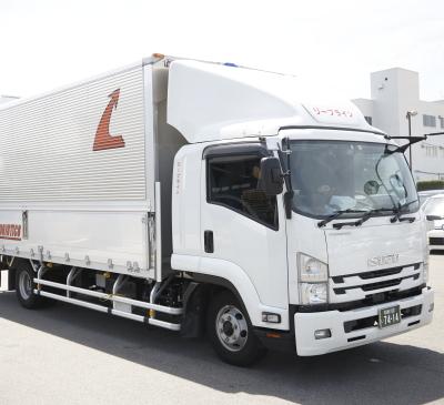 混載便|複数のお客様のお荷物と共同でトラックを使用することで運送コストを抑えることができるサービス
