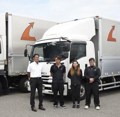 貸切便・専属便|当社がトラックとドライバーをご用意し、お客様の会社の社外スタッフとしてご利用いただくサービス